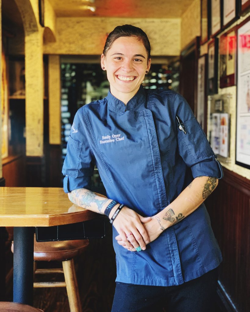 Roaring Fork Valley Real Estate Engel & Völkers Interviews Amanda Rae Busch, Curator and Editor of the Aspen Cookbook, Executive Chef at Jimmy's Aspen, Emily Oyer