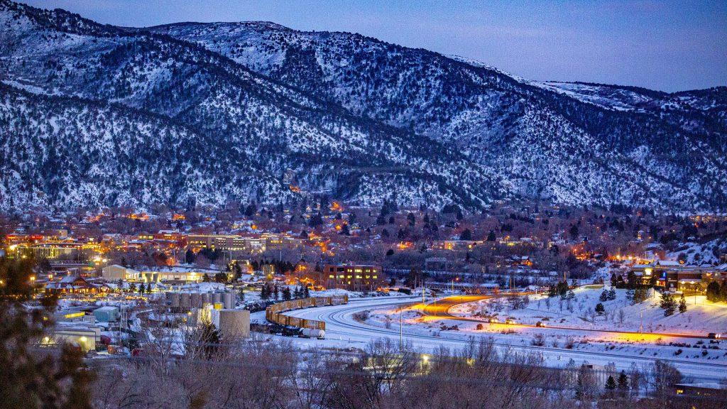 Roaring Fork Valley Engel & Völkers Real Estate, First Quarter Market Update 2021, Glenwood Springs Colorado, Photo by Tenley Steinke