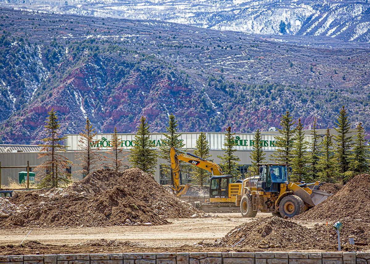 Progress of New Housing Development