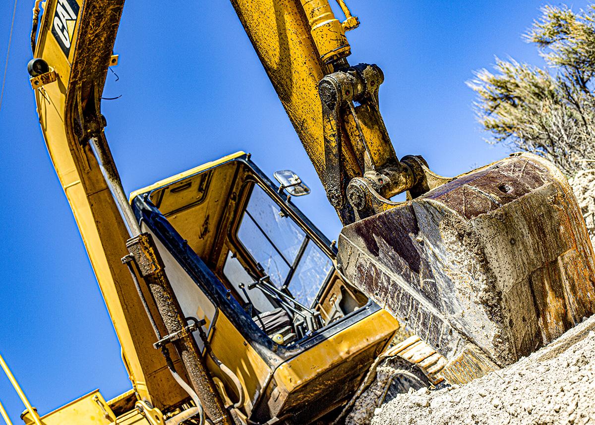 New Housing Development Construction