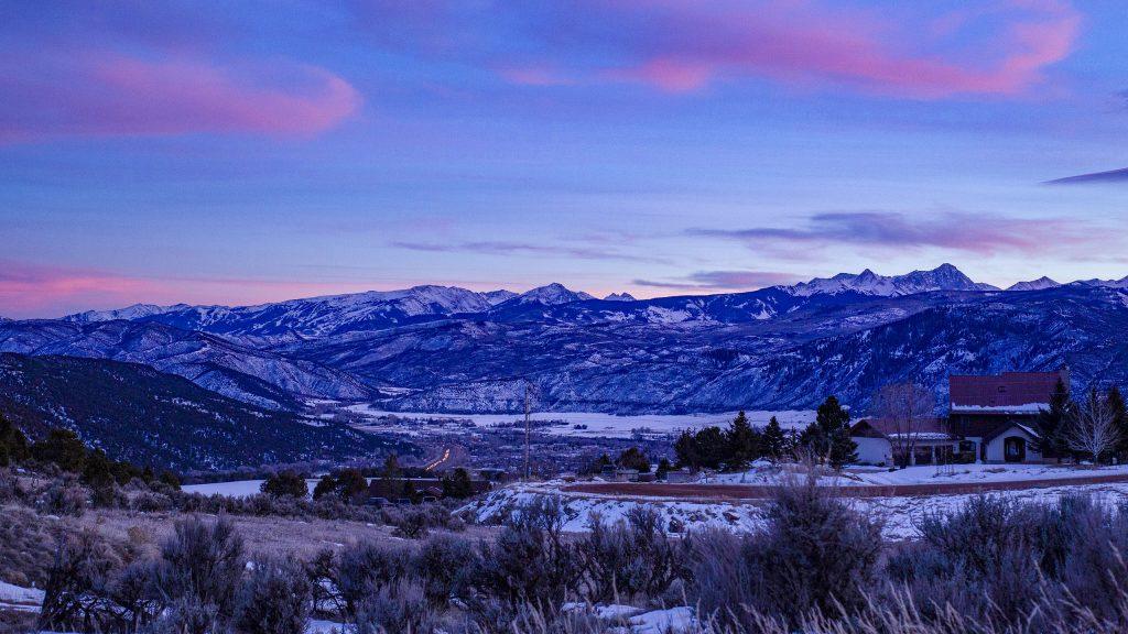 Roaring Fork Valley Engel & Völkers Real Estate, First Quarter Market Update 2021, Missouri Heights Colorado, Photo by Tenley Steinke